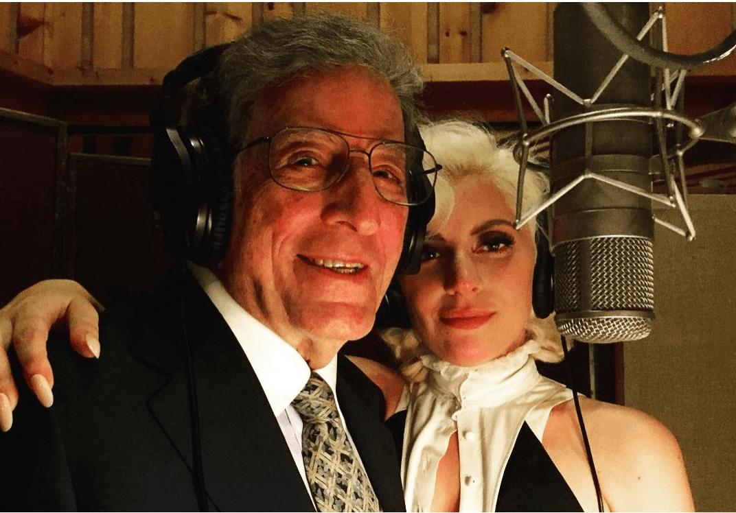 lady gaga and tony